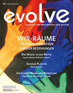 Wir Räume cover of Evolve
